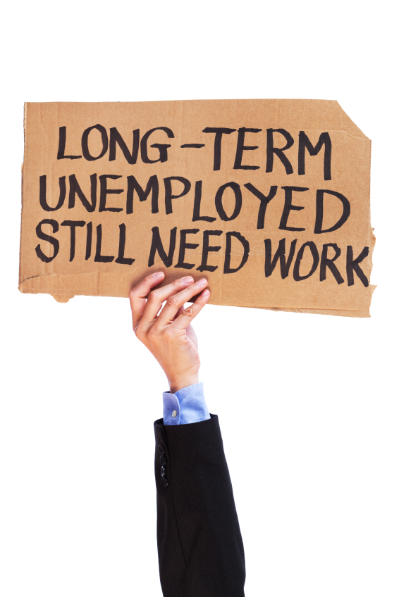 Want To Break From Being Long Term Unemployed?