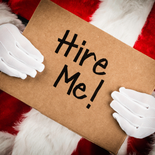 How To Bag A Xmas Temp Job