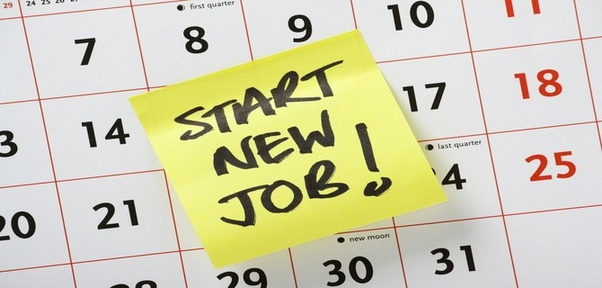 What To DO When Starting Your New Job