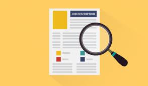 The Anatomy of a Good Job Description