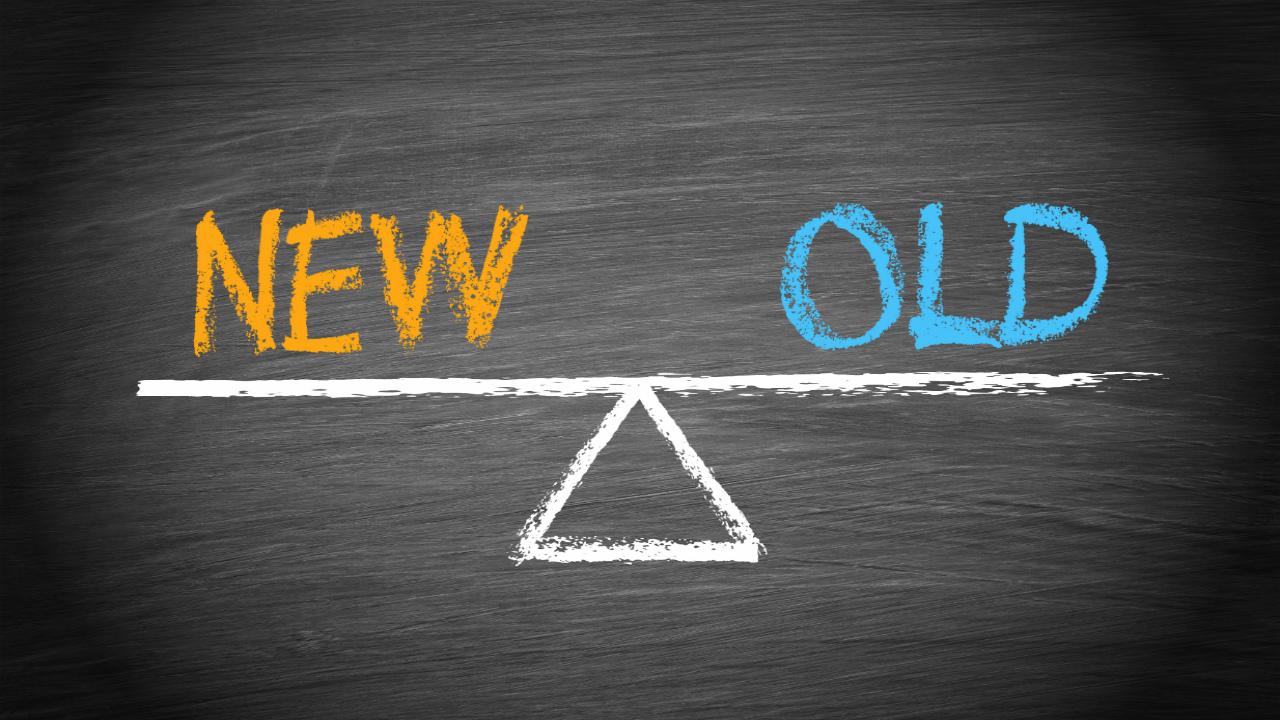 Older Recruitment Agency vs New Recruitment Agency